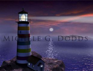 3d Lighthouse image