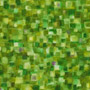 Green Blotches Fabric Thumb