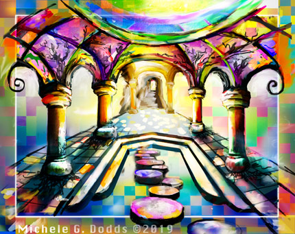 Archways Painting