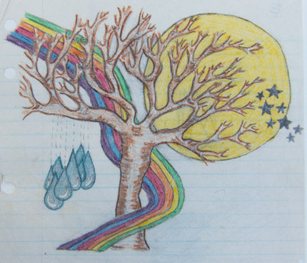 Tree Promise Drawing